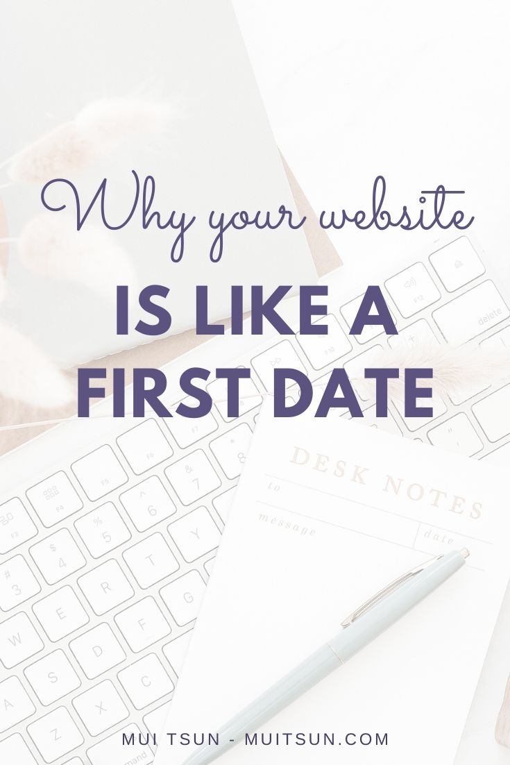 Your first-time visitors are judging your website like a first date. Here's a simple and fun way to find out if your site passes the First Date Test.
