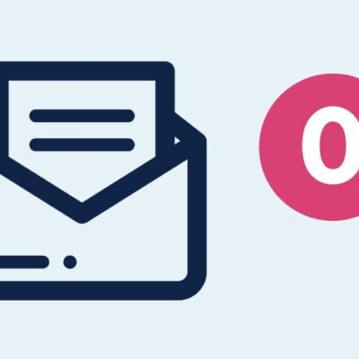 Inbox Zero – How to Clear Email Overload