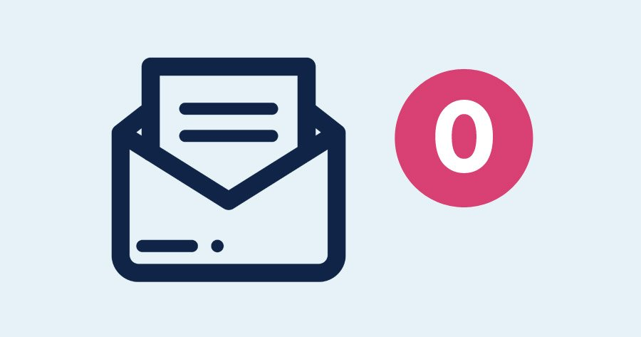 Inbox Zero - How to Clear Email Overload
