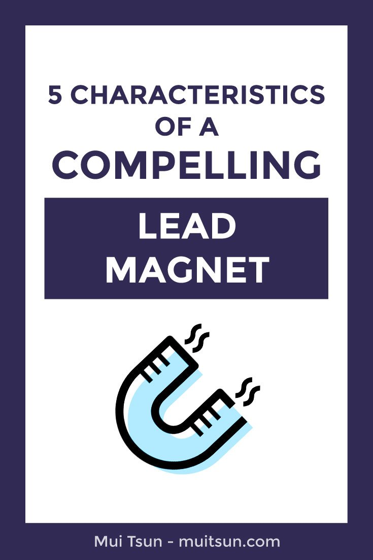 What makes a great lead magnet your target audience would love to download? Click here to find out.