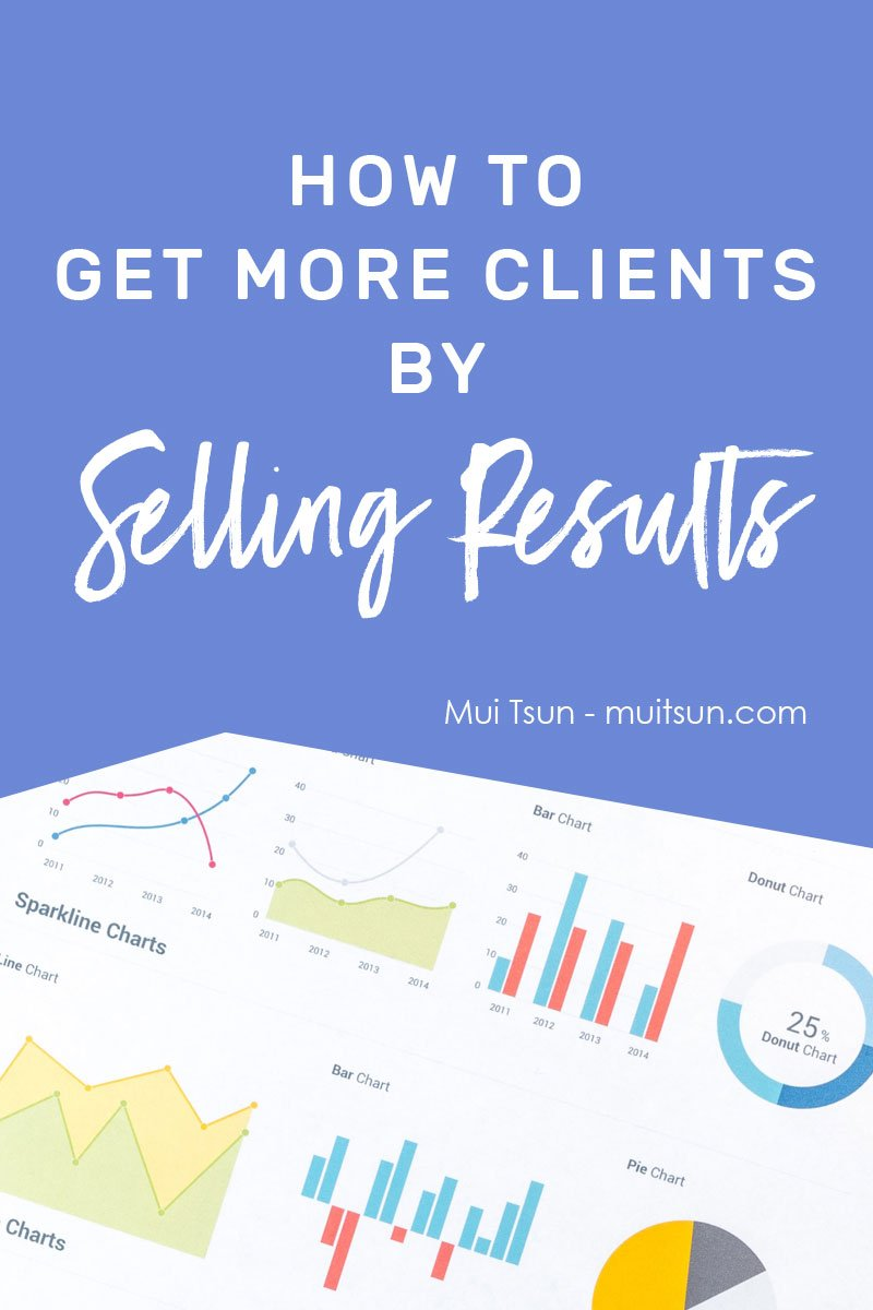 People don't want a bed. They want a good night's sleep. Here's how you can get more clients by focusing on results instead of features.