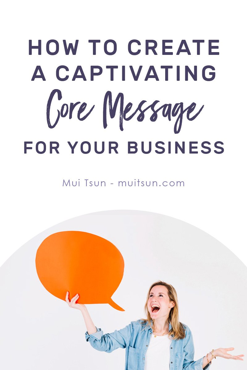 Consistent and clear brand messaging helps define your business and makes you stand out against your competition. Here are some tips on how to create a captivating core message for your business.