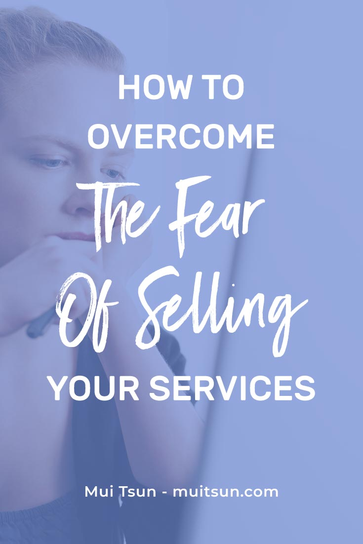 When it comes to selling, many of us feel anxious and ill-prepared. But it's something we all have to get good at it if we're to succeed in business. Without it, there'll be no customers, no sales and no income. So how do you learn to get comfortable with selling?