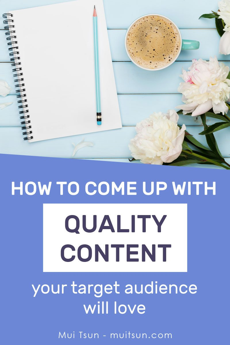 Staring at a blank screen and not knowing what content to create for your audience? Check out this article for a few tips to get you started. #ContentMarketingTips #QualityContent #MarketingTip