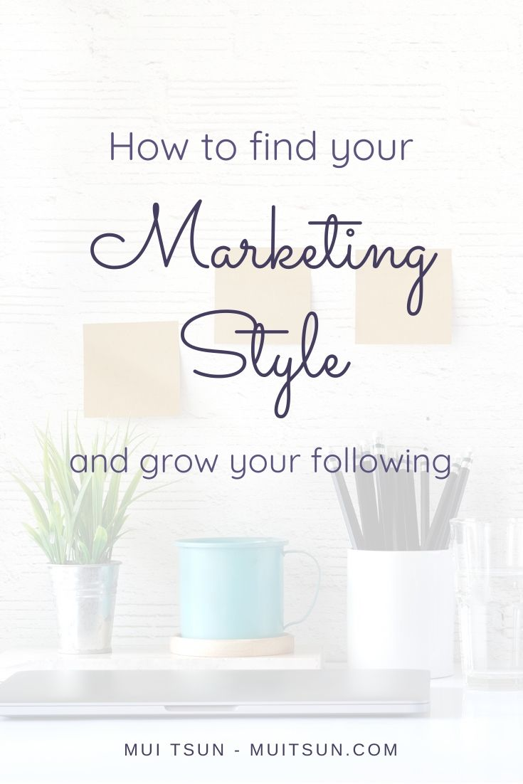 As a service-based business owner, one of the most important things you'll have to do is to find your marketing style. Doing so can be both easy and hard. Here are a few questions to ask yourself whenever you try a marketing tactic. #onlinemarketing