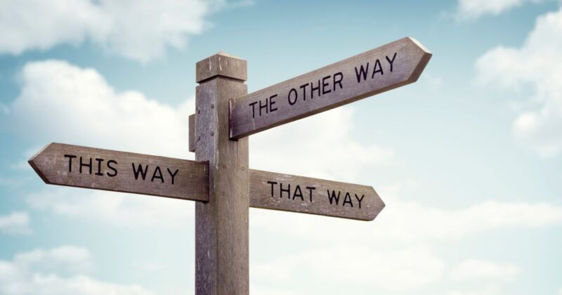 How to Get Unstuck and Move Forward In Your Business.