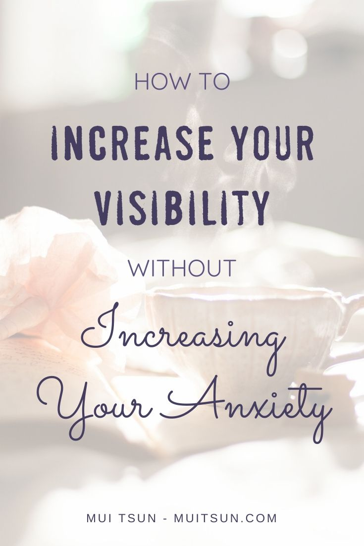 When it comes to your business, there are so many ways to increase your visibility. Thankfully you don't have to do them all. The key is to focus your time and energy on your strengths.