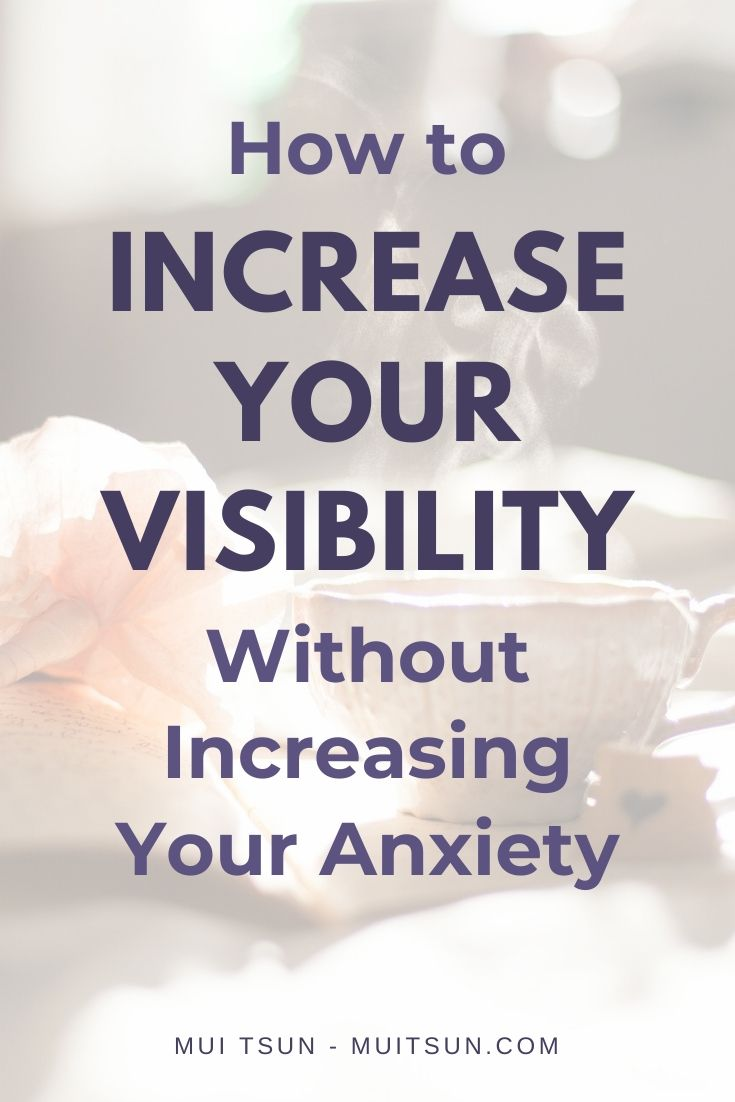 Visibility Strategy: When it comes to your business, there are so many ways to increase your visibility. Thankfully you don't have to do them all. The key is to focus your time and energy on your strengths.