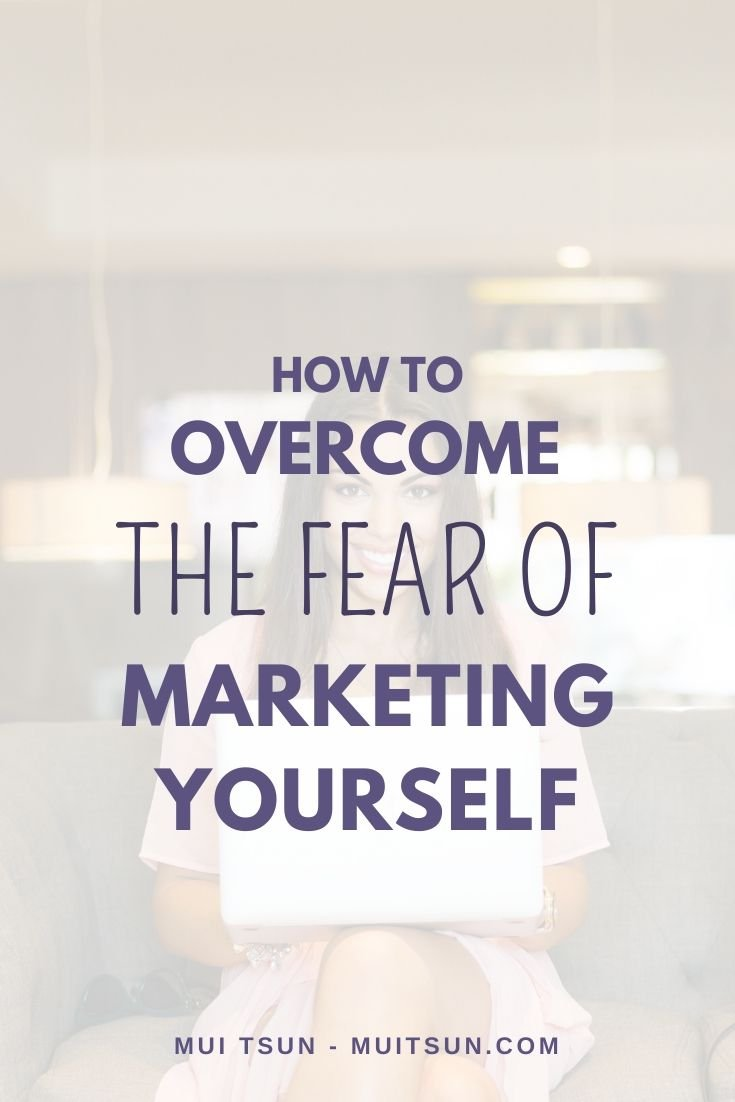 How to overcome the fear of marketing yourself: Learn strategies that will make marketing yourself easier and more enjoyable.