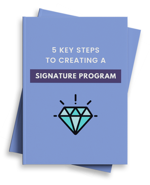 5 Keys to Creating a Signature Program