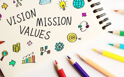 Starting a Business - Part 2: Define Your Driving Vision and Values